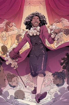 The 46 Songs From The 'Hamilton' Soundtrack Are Now Illustrated | The Huffington Post