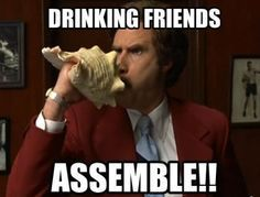 Drinking Friends Assemble Funny Drinking Memes Drinking Memes Beer Humor
