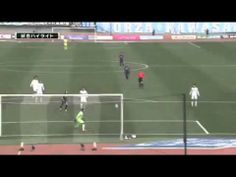 Check out this cheeky goal scored in the J-League last week!  Nice bit of skill wouldn't you agree?  For more videos like this visit http://betting.stanjames.com/