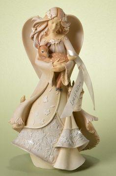 Foundations Angels by Karen Hahn for Enesco at Fiddlesticks