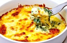 Spanac cremos gratinat | Retete culinare - Romanesti si din Bucataria internationala