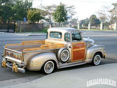 Chevy Woodie PickUp