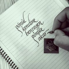 .. Penmanship, Caligraphy, Modern Calligraphy, Writing Art, Cool Writing, Lettering, Typography, Learning Arabic, Letter Art