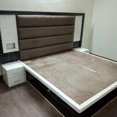 most beautiful bedroom design Bad Room Design, Wardrobe Design Bedroom, Luxury Bedroom Design, Bedroom Closet Design, Bedroom Furniture Design, Home Room Design, Bed Furniture, Modern Bedroom, Sofa Set Designs
