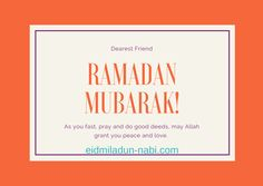 If you are looking for some amazing and unique Ramadan Wishes for friends then you'll give a try to this. I am sure your friends will love these beautiful Ramadan Kareem Wishes. Ramadan Wishes Messages, Messages For Friends, Wishes For Friends, Wishes For You, Muslim Ramadan, Allah Love, Ramadan Mubarak, Good Deeds, English Quotes