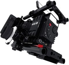 The RED Scarlet X video camera... Spiderman was the latest film shot on these