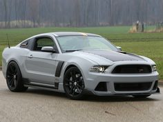 Mustang Switchback by Ring Brothers