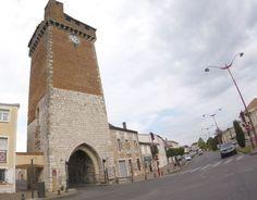 Villeneuve Sur Lot, Saint Sernin, Sainte Catherine, Empire Romain, Poitiers, Saint Louis, Pisa, Tower, France