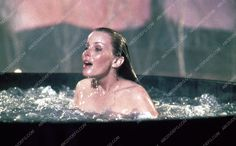 Bo Derek in the hot tub film Ghosts Can't Do It 35m-2784