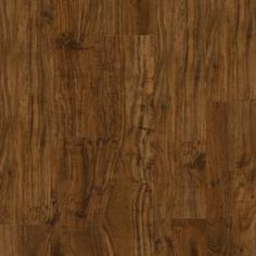 Luxury Vinyl Plank From The Invincible H2o Display The Style Is
