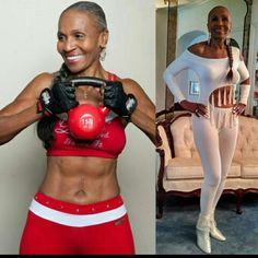 Ernestine Shepherd age 79 was born June 16, 1936. She is an African American bodybuilder, best known for being, at one point, the oldest competitive female bodybuilder in the world, as declared by the Guinness Book of World Records. BLACK DON'T CRACK, WHEN IT IS NURTURED PROPERLY. Superior DNA requires supreme care.