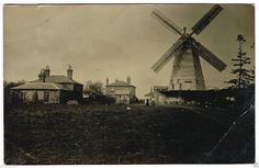 OLD POSTCARD ROMFORD WINDMILL ESSEX REAL PHOTO VINTAGE USED 1913 | eBay Old Photos, Vintage Photos, Vintage London, Old Postcards, Windmills, Paris Skyline, History, Travel, Ebay