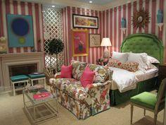 lee jofa showroom via marisa marcantonio blog