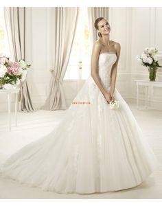 Eglise Princesse Appliques Robes de mariée 2014