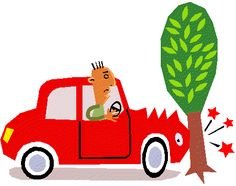 Are you covered? Never know when a tree will end up growing really fast in the middle of your lane on the road!