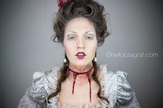 Halloween Series: Marie Antoinette