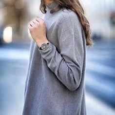Nydelig genser & ny klokkemodell fra Cluse  fineting.com #clusewatches #custommade #prespring #fineting #nyttblogginnlegg Ha en deilig onsdagskveld!