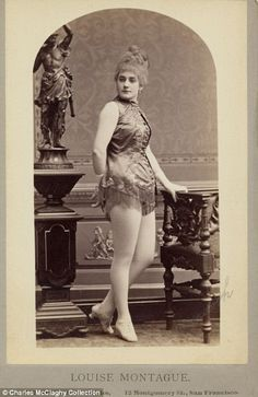 Burlesque beauties of the 1890s: Stunning vintage photos of 'loose women in tights' who perfected the art of the tease    Read more: http://www.dailymail.co.uk/news/article-2114487/Photos-reveal-scandalous-burlesque-dancers-1890s.html#ixzz1p5OueXt5