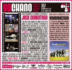 YOCHANO nº367 ~ SANT GAUDENCI Rumba Catalana