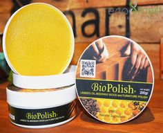 Bio Polish Exterior – Wood Polish and Furniture Care (200 gram)