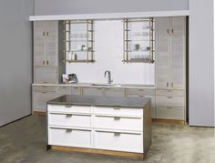 The Modern Shaker Kitchen - Amuneal: Magnetic Shielding & Custom Fabrication