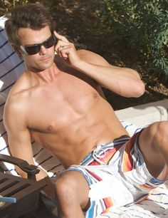 Josh Duhamel- enough said...