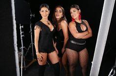 Anitta anuncia clipe com Simone e Simaria