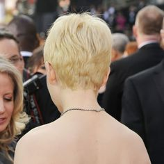 """michelle williams hair 