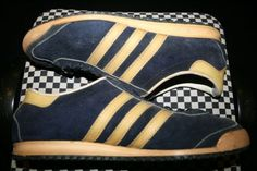 Adidas Borneo - as rare as poo from a wooden horse