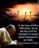 ... faith hope love 3 pope francis catholic life quotes sayings catholic