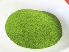 Polvere di spinaci essiccati