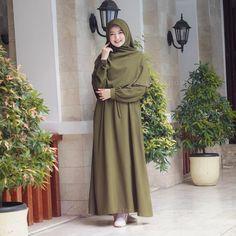 Hijab Style Dress, Modest Fashion Hijab, Casual Hijab Outfit, Hijab Chic, Muslim Fashion, Fashion Outfits, Muslim Hijab, Muslim Dress, Beautiful Hijab Girl