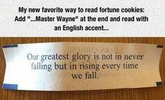 Master Wayne | isnichwahr.de