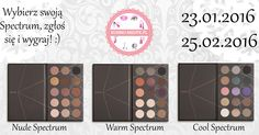 Wybierz i wygraj swoją paletkę Zoeva Spectrum!