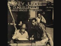"""Fleurette Africaine"" by Duke Ellington (Piano), Charles Mingus (Bass) and Max Roach (Drums). From the 1962 ""Money Jungle"" album. Composed by Duke Ellington"