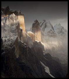 Sheer Mountains