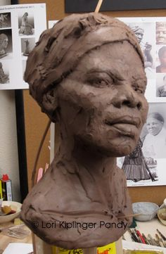 clay busts - Google Search