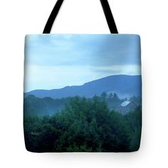 Sleepy Cabin Waking Tote Bag - Photo by Felipe Adan Lerma http://fineartamerica.com/products/sleepy-cabin-waking-felipe-adan-lerma-tote-bag.html #FineArtAmerica #Accessories #HandBags