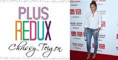 Plus REDUX: Chrissy Teigen - Celebrity style reimagined for #PlusSizes