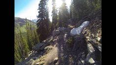 Ptarmigan Lake Trail Buena Vista Colorado Hike In and Out 6 11 16  Sq  2