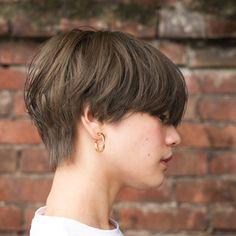 【HAIR】佐脇 正徳さんのヘアスタイルスナップ(ID:396696) Japanese Short Hair, Asian Short Hair, Girl Short Hair, Short Hair Cuts, Undone Look, Medium Hair Styles, Long Hair Styles, Shot Hair Styles, Let Your Hair Down