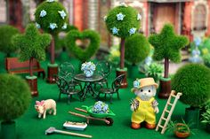 https://flic.kr/p/RkiSsD | Untitled | Sylvanian Families