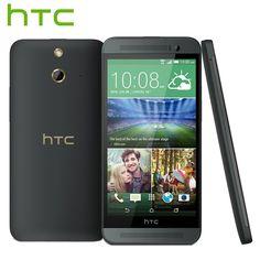 Nuevo HTC Uno E8 M8Sw 4G LTE Teléfono Móvil 5.0 pulgadas Qualcomm Snapdragon 801 2.5 GHz 2 GB RAM 16 GB ROM 13MP 2600 mAh Teléfono Inteligente envíos gratuitos en todo el mundo