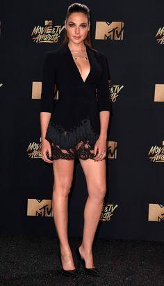 gal gadot: Os melhores looks do MTV Movie Awards