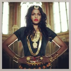CultureMUSIC: M.I.A Her new album, MATANGI, proves that she's still one of the fiercest women in the game. Props.