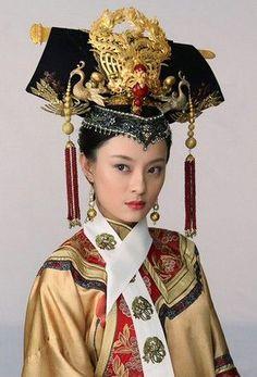 Chinese 甄嬛傳 Qi pao