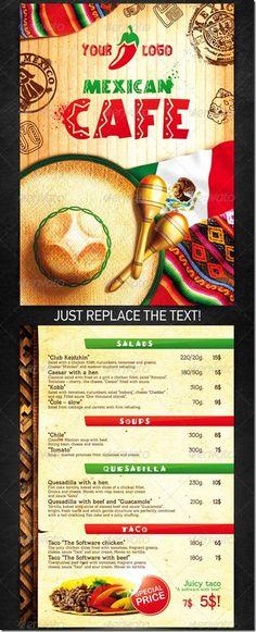 plantilla-menu-carta-restaurante-mexicano.jpg (504×1241)