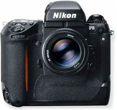 Nikon F5...I wore my f4 out and bought one of these...cost me an arm and a leg...what a camera :-)
