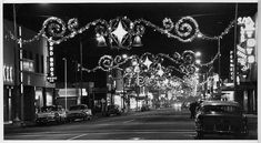 Christmas on Second Street (1958) by 47specialdeluxe, via Flickr