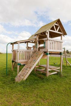 Wooden Swing Sets & Play Sets  http://woodenswingsets.co/